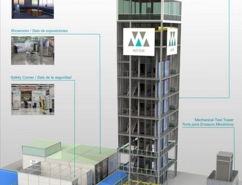 Witec: Centro tecnológico I+D del ascensor