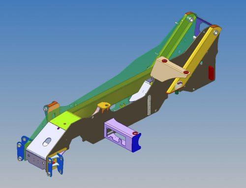 Estudios de fabricación de chasis